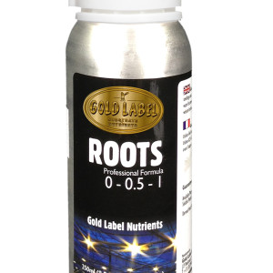 Gold Label Nutrients Root 250m