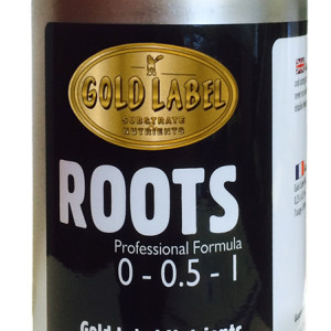 Gold Label Nutrients Root 1L