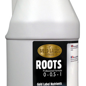 Gold Label Nutrients Root 4L