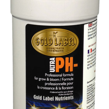 Gold Label Nutrients Ultra PH