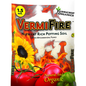 VermiFire Potting Soil 1.5cf